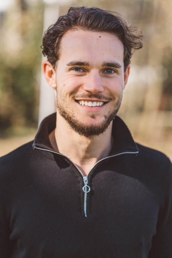 Portrait Tommy Wyss